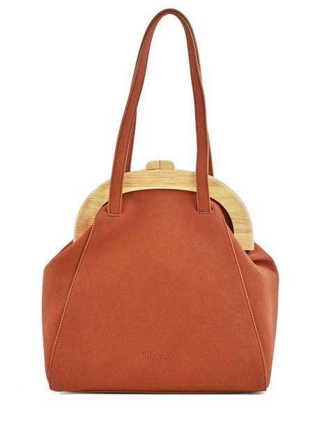 Sac Shopping Iris Woomen Orange iris WIRIS03