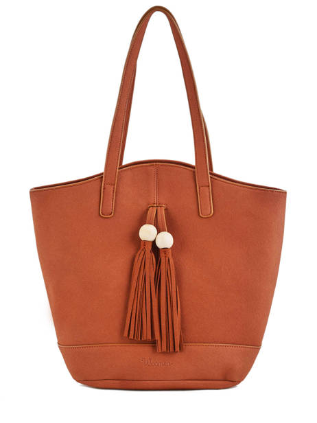 Sac Shopping Iris Woomen Rouge iris WIRIS05