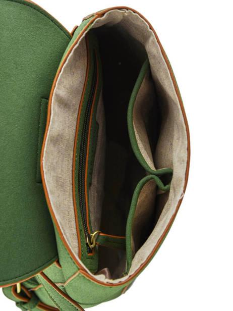 Backpack Iris Woomen Black iris WIRIS06 other view 4