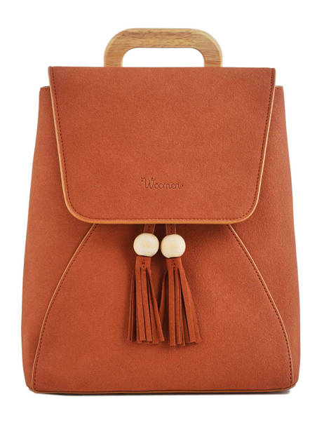 Backpack Iris Woomen Orange iris WIRIS06