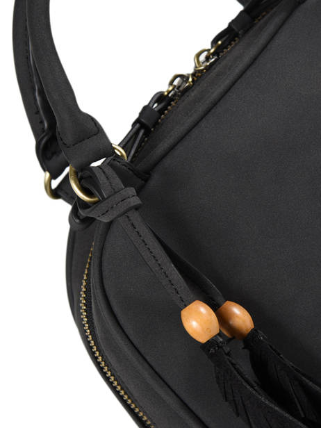 Backpack Woomen Black anemone WANE02 other view 1