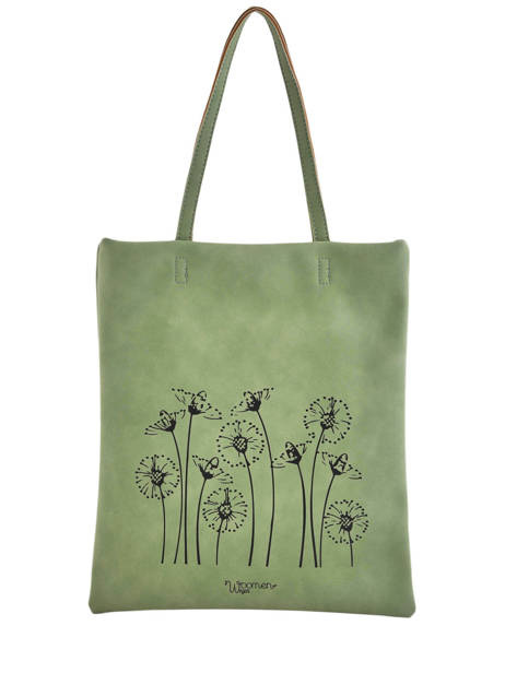 Shoulder Bag Lilas Woomen Green lilas WLILA01