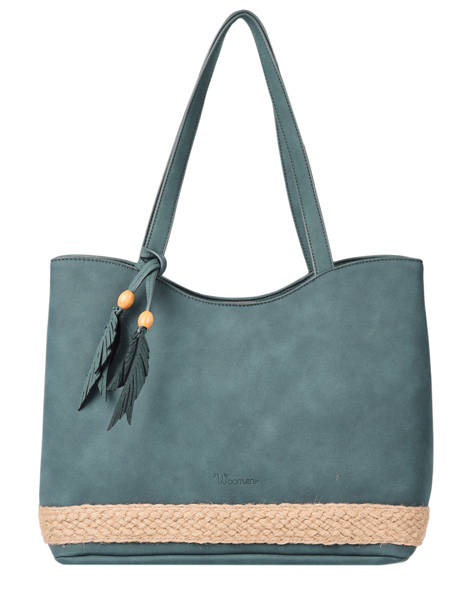 Shoulder Bag Anemone Woomen Blue anemone WANE03