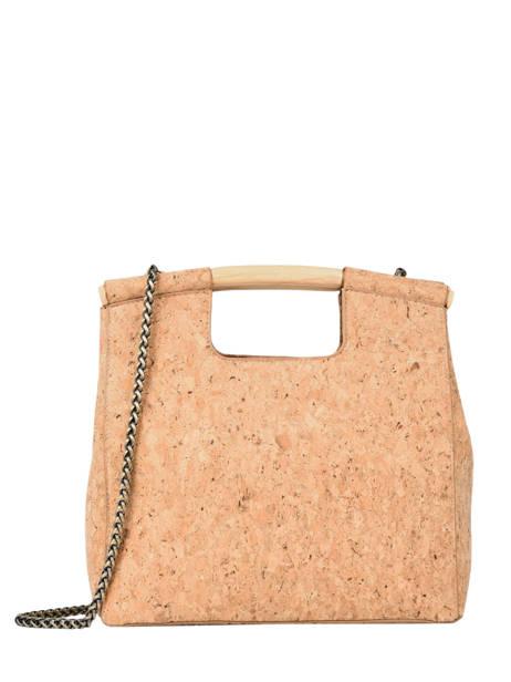 Shoulder Bag Coquelicot Woomen Beige coquelicot WCOL04