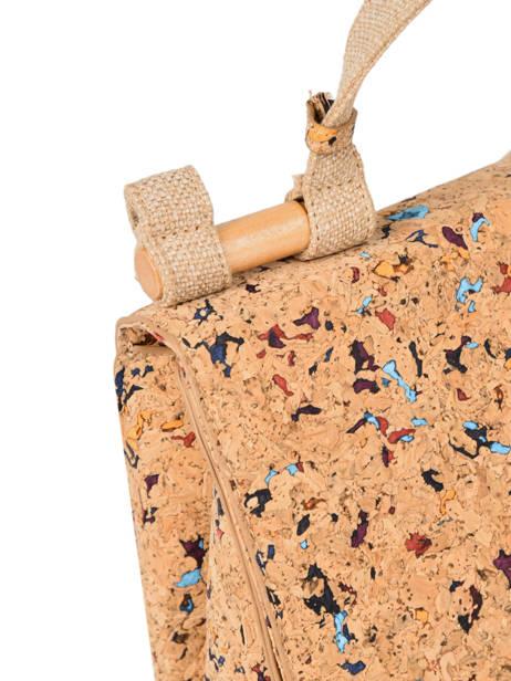 Shoulder Bag Coquelicot Woomen Beige coquelicot WCOL01 other view 1