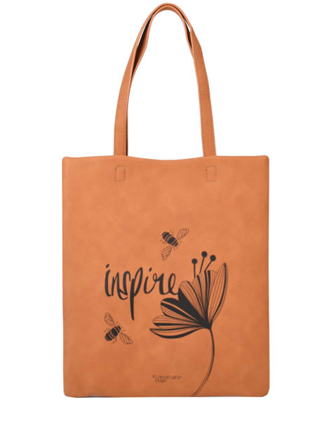 Shoulder Bag Lilas Woomen Brown lilas WLILA01