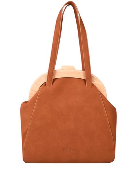 Shoulder Bag Iris Woomen Brown iris WIRIS03