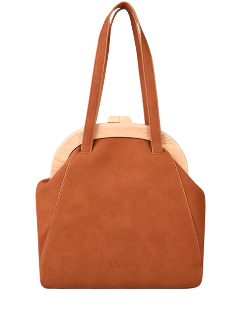 Shoulder Bag Iris Woomen Brown iris WIRIS03