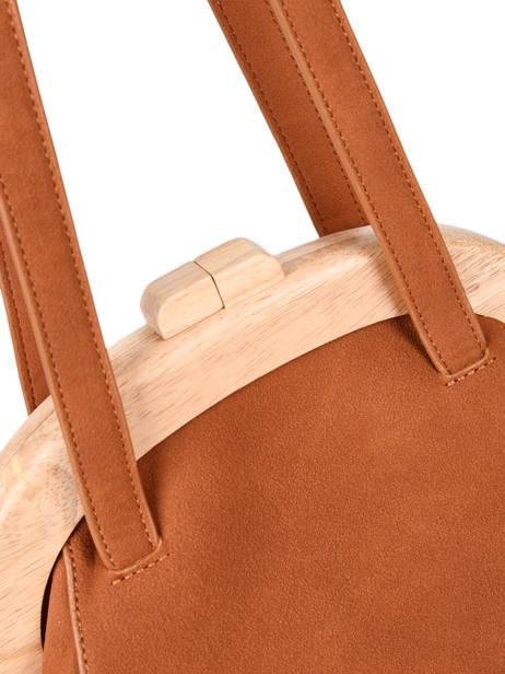Shoulder Bag Iris Woomen Brown iris WIRIS03 other view 1