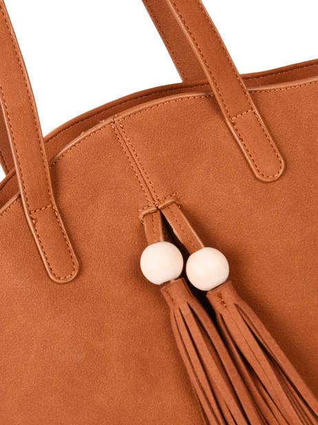 Shoulder Bag Iris Woomen Brown iris WIRIS05 other view 1