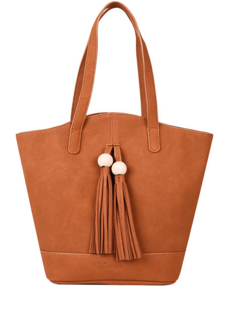 Shoulder Bag Iris Woomen Brown iris WIRIS05