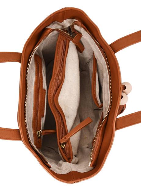 Shoulder Bag Iris Woomen Brown iris WIRIS05 other view 4