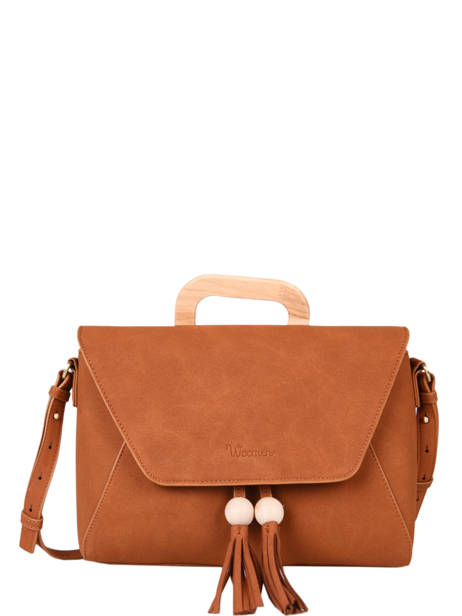 Crossbody Bag Iris Woomen Brown iris WIRIS07