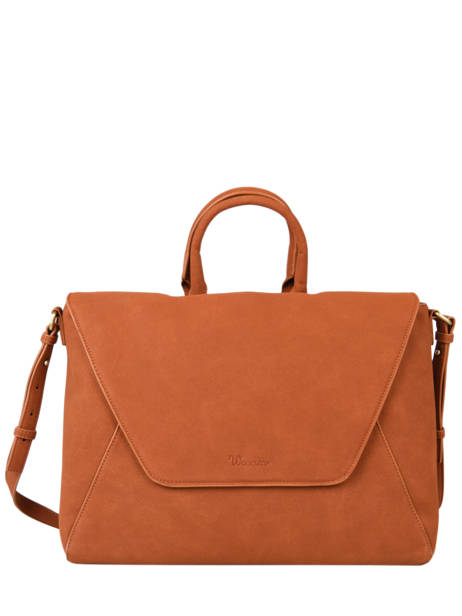 Briefcase Iris Woomen Brown iris WIRIS81