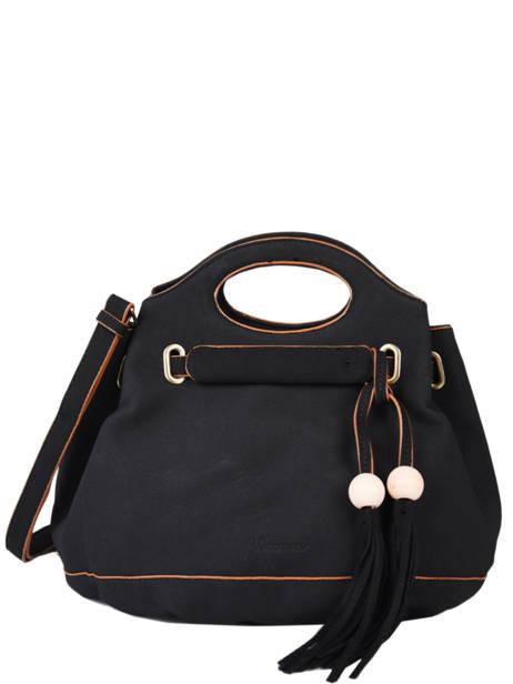 Crossbody Bag Iris Woomen Black iris WIRIS08