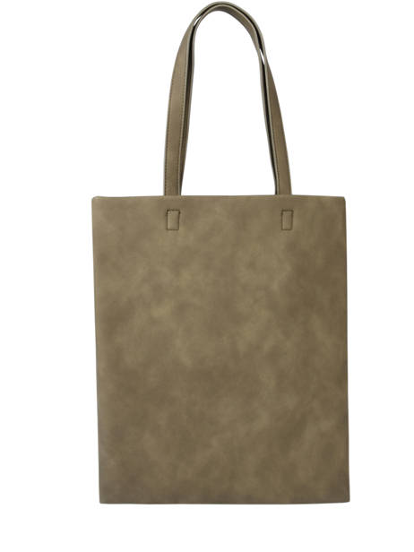 Tote Bag Lilas Woomen Beige lilas WLILA11 other view 2