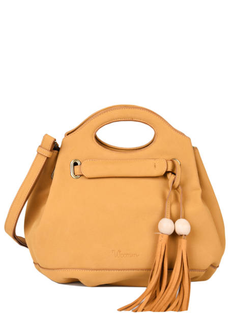 Crossbody Bag Iris Woomen Yellow iris WIRIS08