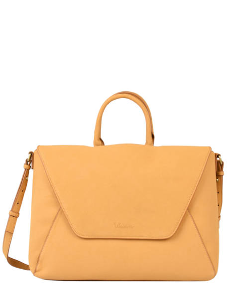 Briefcase Iris Woomen Yellow iris WIRIS81