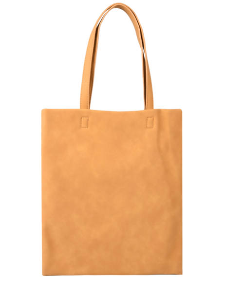 Tote Bag Lilas Woomen Yellow lilas WLILA10 other view 2