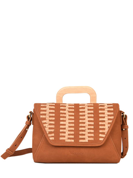 Small Crossbody Bag Lavande Woomen Brown lavande WLAV01