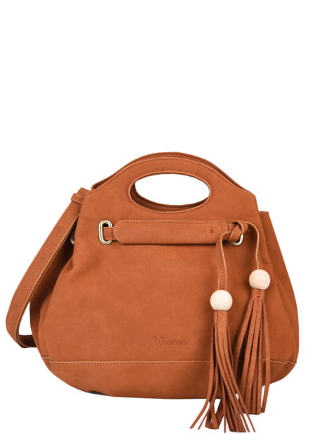 Crossbody Bag Iris Woomen Brown iris WIRIS08