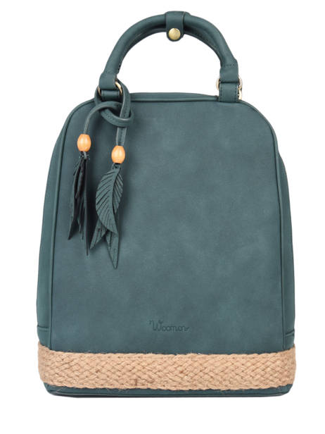 Backpack Woomen Blue anemone WANE02