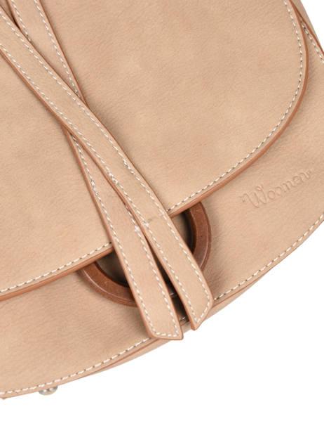 Shoulder Bag Acacia Woomen Pink acacia WACAC06 other view 1