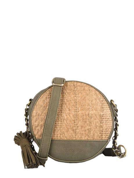 Crossbody Bag Dahlia Woomen Green dahlia WDAH02