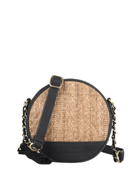 Crossbody Bag Dahlia Woomen Black dahlia WDAH02