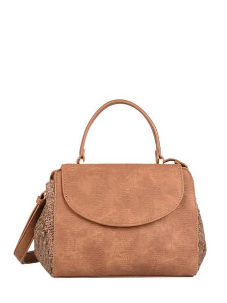 Crossbody Bag Dahlia Woomen Brown dahlia WDAH03