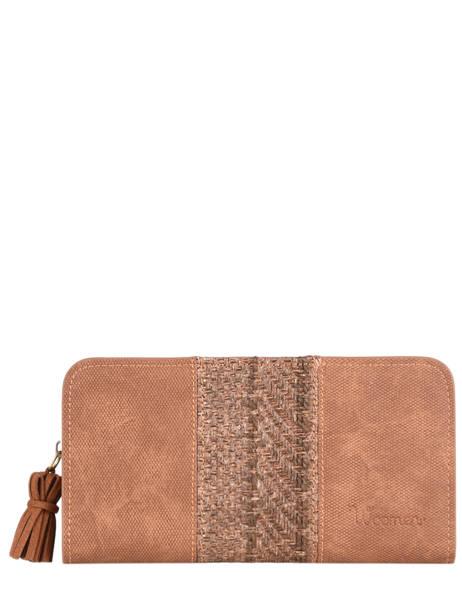Wallet Dahlia Woomen Brown dahlia WDAH91