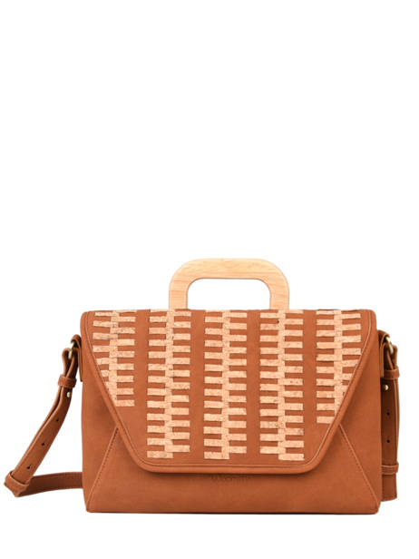 Medium Lavande Crossbody Bag Woomen Brown lavande WLAV02