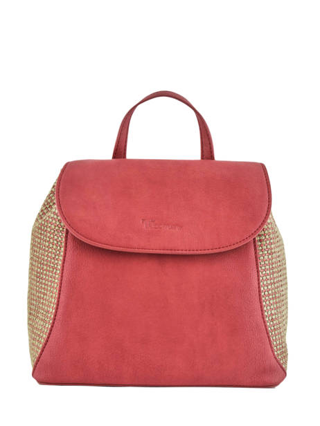 Backpack Abelia Woomen Red abelia WABEL06