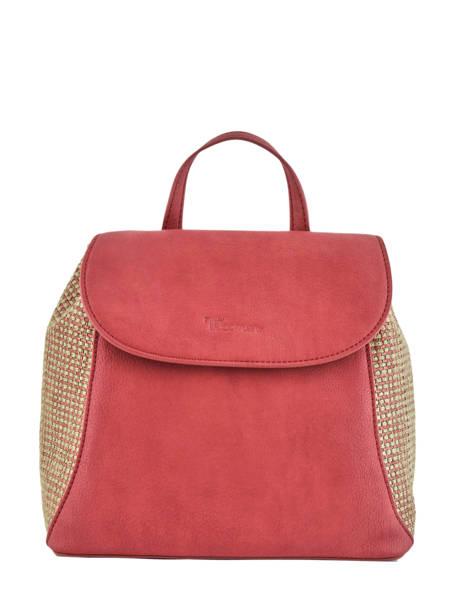 Backpack Abelia Woomen Red abelia WABEL06
