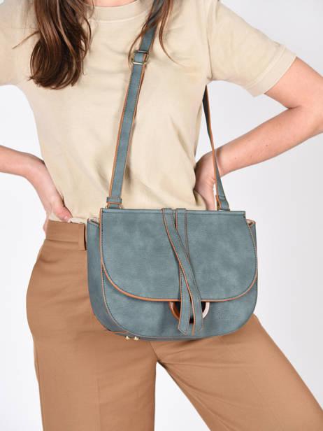 Shoulder Bag Acacia Woomen Blue acacia WACAC06 other view 2