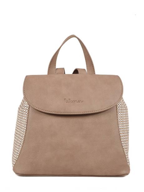 Backpack Abelia Woomen Gold abelia WABEL06