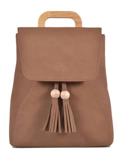 Backpack Iris Woomen Brown iris WIRIS06