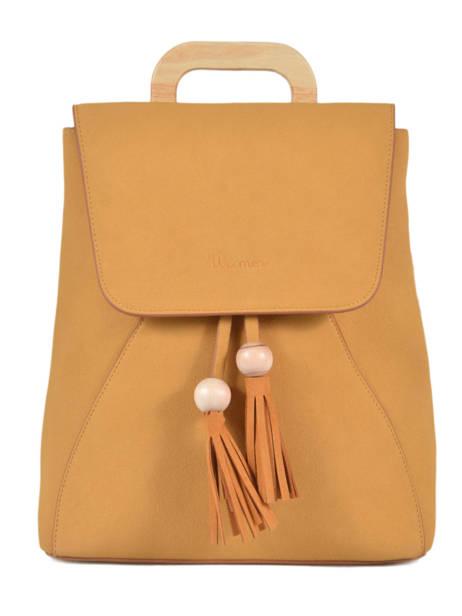 Backpack Iris Woomen Yellow iris WIRIS06