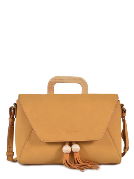 Crossbody Bag Iris Woomen Yellow iris WIRIS07