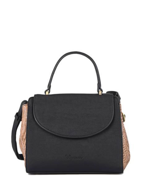 Shoulder Bag Dahlia Woomen Black dahlia WDAH03