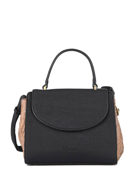 Shoulder Bag Dahlia Woomen Black dahlia WDAH03