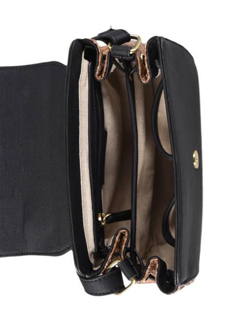 Shoulder Bag Dahlia Woomen Black dahlia WDAH03 other view 4