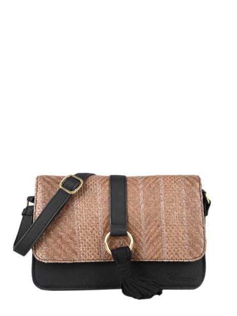 Shoulder Bag Dahlia Woomen Black dahlia WDAH04