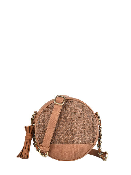 Shoulder Bag Dahlia Woomen Brown dahlia WDAH02