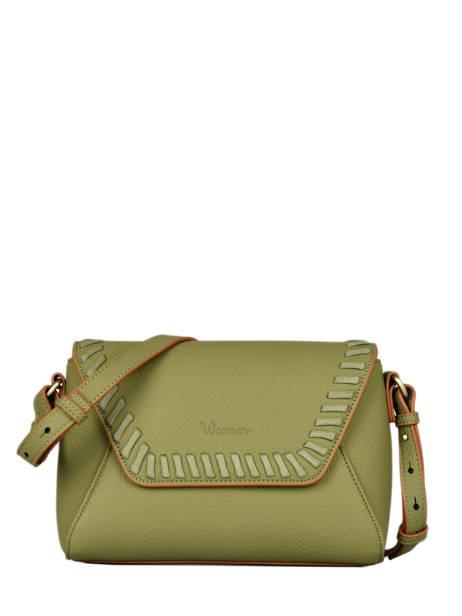 Crosbody Bag Glaieul Woomen Green glaieul WGLA01