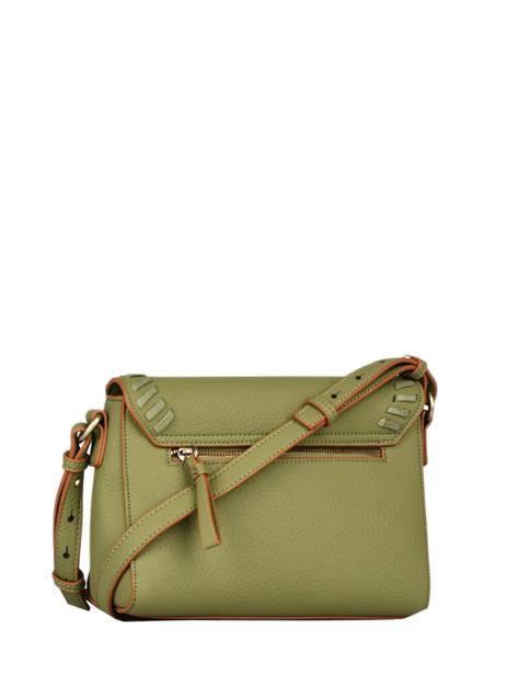 Shoulder Bag Glaieul Woomen Green glaieul WGLA01 other view 3
