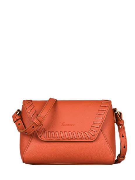 Crosbody Bag Glaieul Woomen Orange glaieul WGLA01