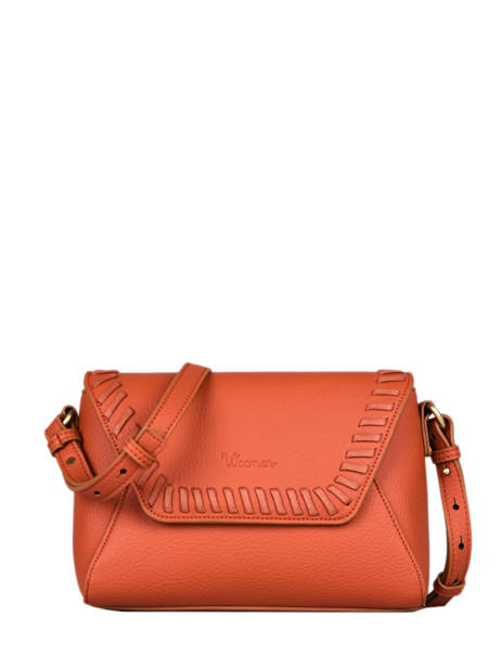 Crosbody Bag Glaieul Woomen Orange glaieul WGLA01