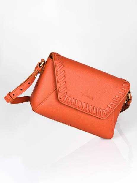Crosbody Bag Glaieul Woomen Orange glaieul WGLA01 other view 2