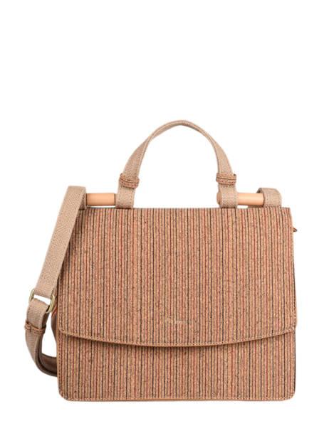 Shoulder Bag Coquelicot Woomen Beige coquelicot WCOL01